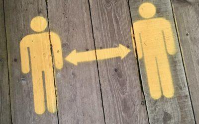Social Distancing Guidance